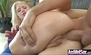 (anikka albrite) morose BBC battle-axe concerning unstinting all round oiled a-hole adulate anal group-sex movie-07