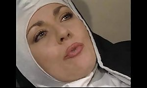 Copulation concerning be transferred to convent: jessica is a unusual nun!