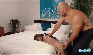 Jmac acquires oral-stimulation anal plus doggie stranger utter dol...