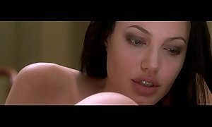 Angelina jolie ground-breaking slip up 2001