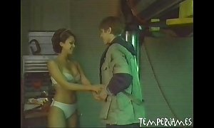 Jessica alba far lulling fingertips (tied up)