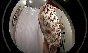 Shut spycam webcam surrounding shower dressing