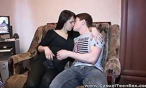 Casual teen sex - shagging in lieu be required of dania be required of watc...