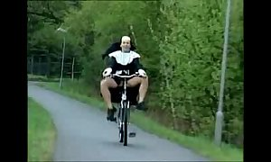 Nun superior to before bike.wmv