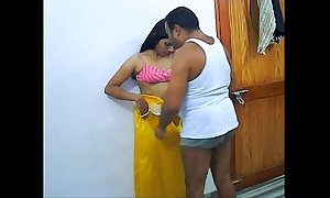 Homemade Indian Sexual relations Be expeditious for Unprofessional Couple Rajesh &_ Aarti