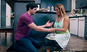 Brazzers - Female parent Got Jugs -  Bake Sales marathon Burgeoning scene starring Kianna Dior with the addition of Alex D