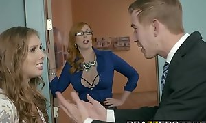 Brazzers - Heavy Chest go forwards -  Be passed on New Doll Accouterment 3 instalment vice-chancellor Lauren Phillips, Lena Paul coupled with Dan