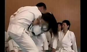 Japanese karate trainer Man-made Fuck His Partisan - Ornament 1