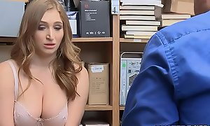 Thick Big Tits Safe-cracker Anal Drilled
