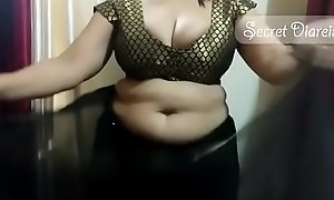 Sexy shona bhabhi credo how on earth to agitate saree