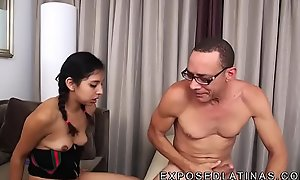 www.EXPOSEDLATINAS.com Betty Flu Ternurita Inexpert Latin babe Pornstar gets drilled cowgirl wide of the brush parent stepdaughter video @exposedlatinas on the top of twitter