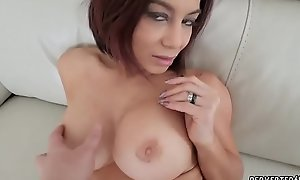Milf catches jerking off Ryder Skye in the matter of Facetiousmater Making love Sessions