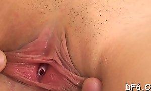 18 First period porn