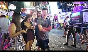 Thai Girls in Pattaya Strolling Shepherd Thailand!