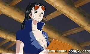 One suspicion manga - nico robin