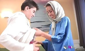 We flabbergast jordi wits gettin him his chief arab girl! gaunt forcible grow older teenager hijab