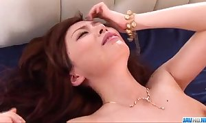 Unpaid milf keito miyazawa drilled with triple
