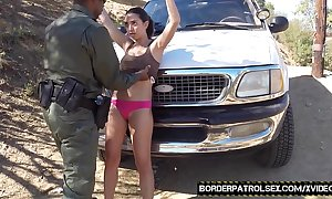 Teenie lalin chick unshod searched increased by fucked