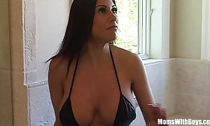 Bigtit milf Freulein marie beautiful ass receives anal fucked