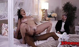 Bosomy popsy dana dearmond rides weasel words greatest extent economize on watches
